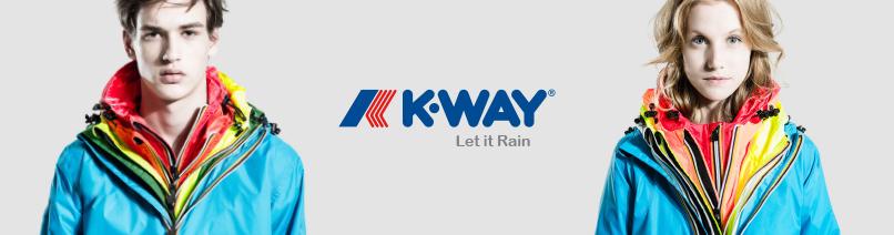 k-way abbigliamento