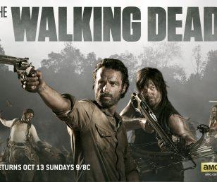 The walking dead, serie tv rivelazione arrivata alla 6°stagione