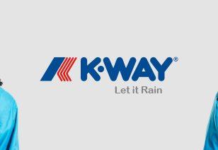 Abbigliamento KWAY per uomo e donna